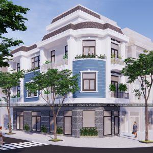 Shophouse KĐT Phùng Hưng - Đà Nẵng