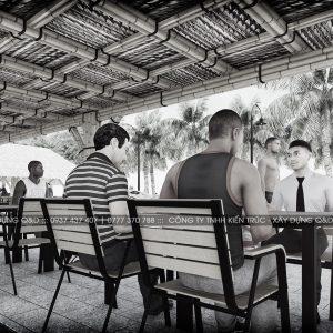 Cafe đẹp Sala Phú Yên